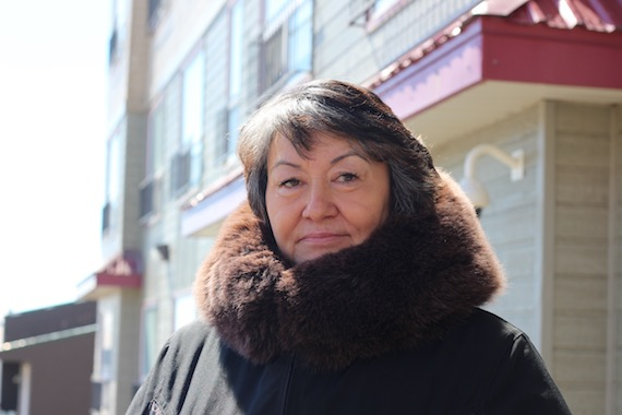 "Accountability and transparency are what Rankin Inlet North-Chesterfield Inlet MLA Cathy Towtongnie wants to see in the Nunavut government going forward. ""I hear on the radio daily mothers asking for money to buy milk and Pampers,"" she said. ""Public dollars should be accounted for, they are not our own to spend."" (PHOTO BY BETH BROWN)"