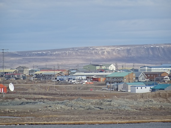 Cambridge Bay RCMP are investigating a July 26 apartment fire. (FILE PHOTO)