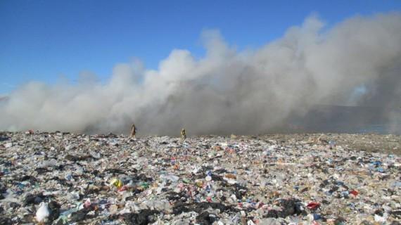 Iqaluit fire chief dishes on latest dump fire | Nunatsiaq News