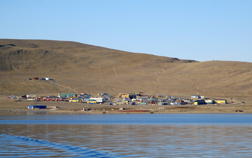 Two people are dead in Resolute Bay following an ATV collision July 11. (FILE PHOTO)