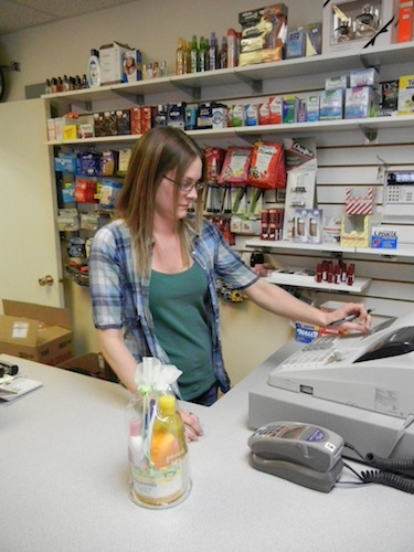 The Kitnuna Pharmacy, recently bought by the North West Company, will soon be moving out of the co-op store building into a new, larger location. (FILE PHOTO)