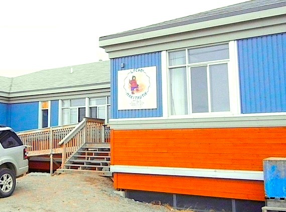 Makitautik halfway house in Kangirsuk, pictured here in 2011, moved into its $3 million home in 2006. Now Quebec is eyeing more support and a possible enlargement of the facility. (FILE PHOTO)
