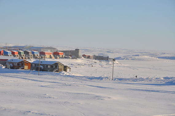 Four youth have died by suicide in the Nunavik community of Puvirnituq in recent weeks. (FILE PHOTO)