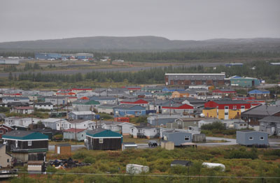 As many as 70 social housing tenants across Nunavik will have received eviction notices over the last few days, but the KMHB says it's not too late for them to make payment arrangements. (PHOTO BY SARAH ROGERS)