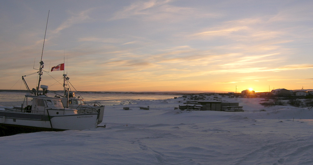Provincial police investigators are in Kuujjuaq to investigate the death of a 55-year-old woman that happened last week. (FILE PHOTO)