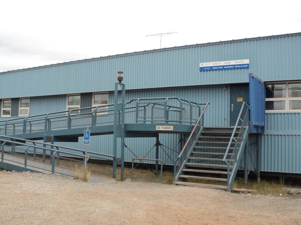Health centre in Baker Lake, Nunavut