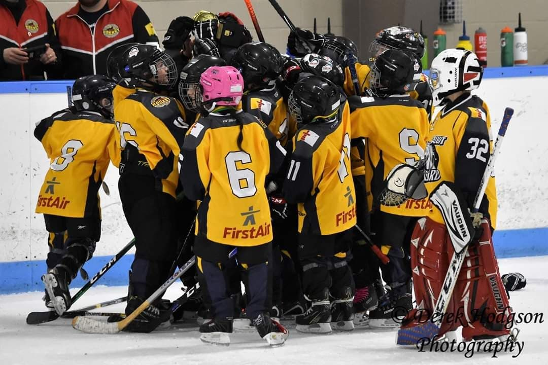 Iqaluit Blizzard Novices Bring Gold Back From Ontario Tournament