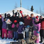Nunavik residents in the Pingngupaa sobriety challenge, hosted by the Isuarsivik regional recovery centre