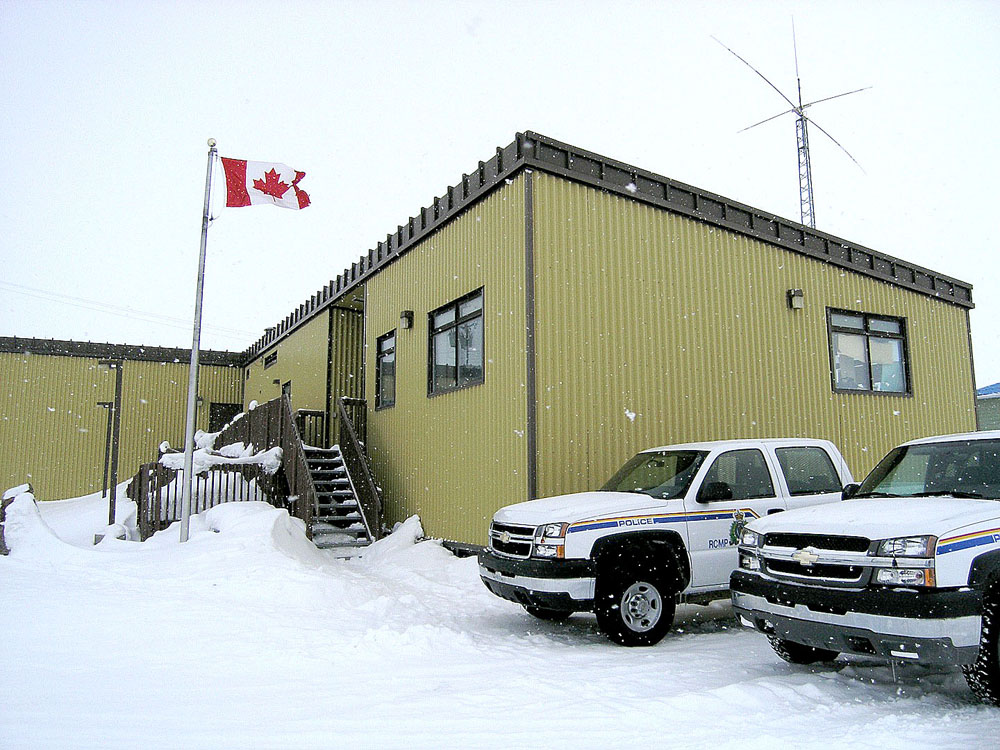 Nunavut RCMP lay murder charge in death of Cambridge Bay man ...