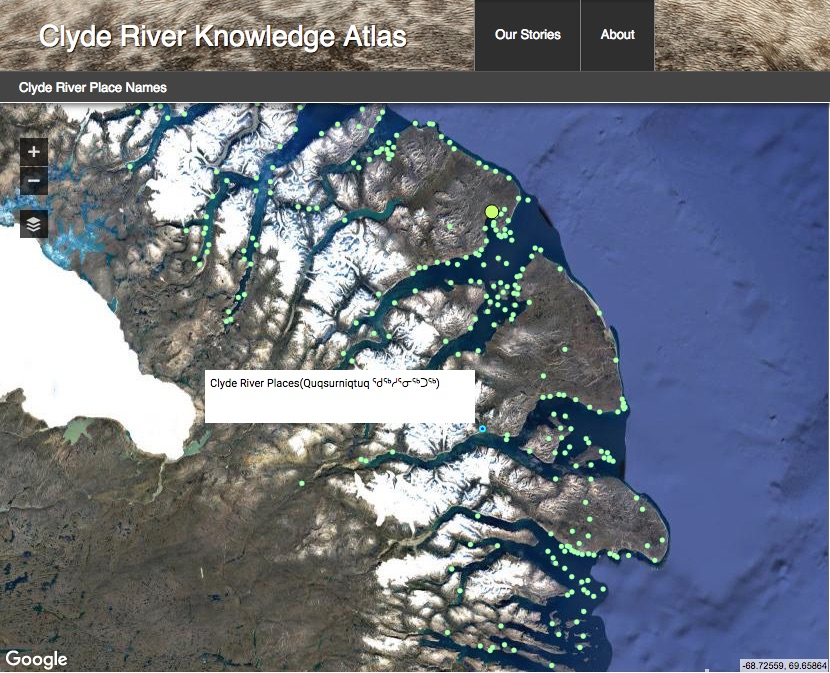 Clyde River Knowledge Atlas