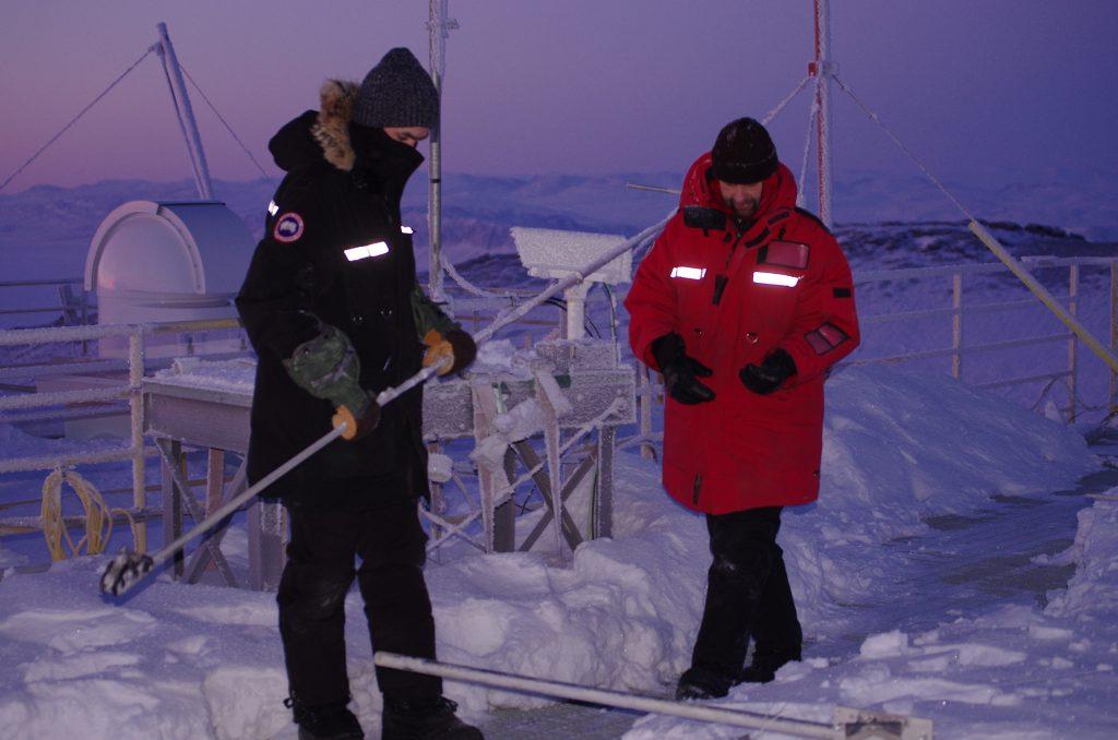 Eureka researchers bring niche radio to High Arctic