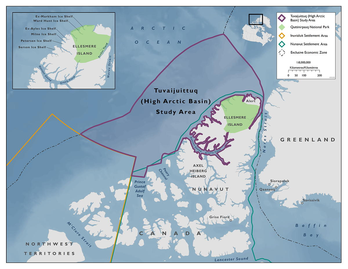 Planning underway to protect Canada's High Arctic Basin