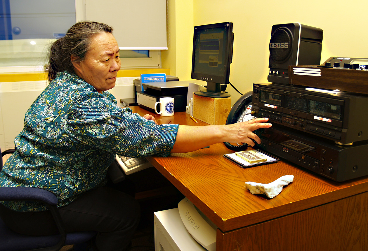 Library and Archives Canada offers funds for Indigenous digitization projects | Nunatsiaq News
