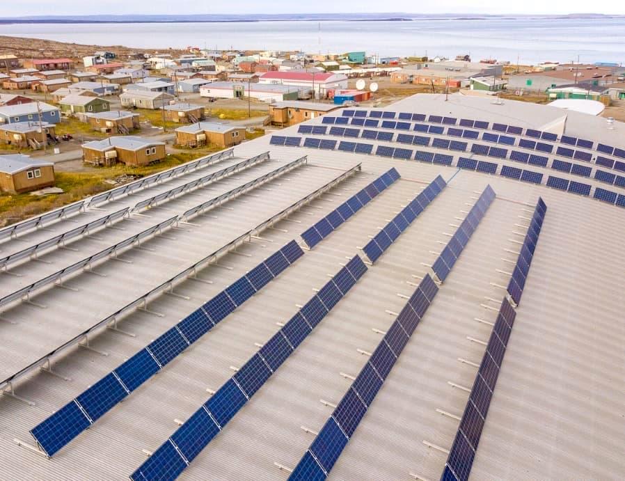 Ottawa comes up with nearly $19 million for Nunavut infrastructure | Nunatsiaq News