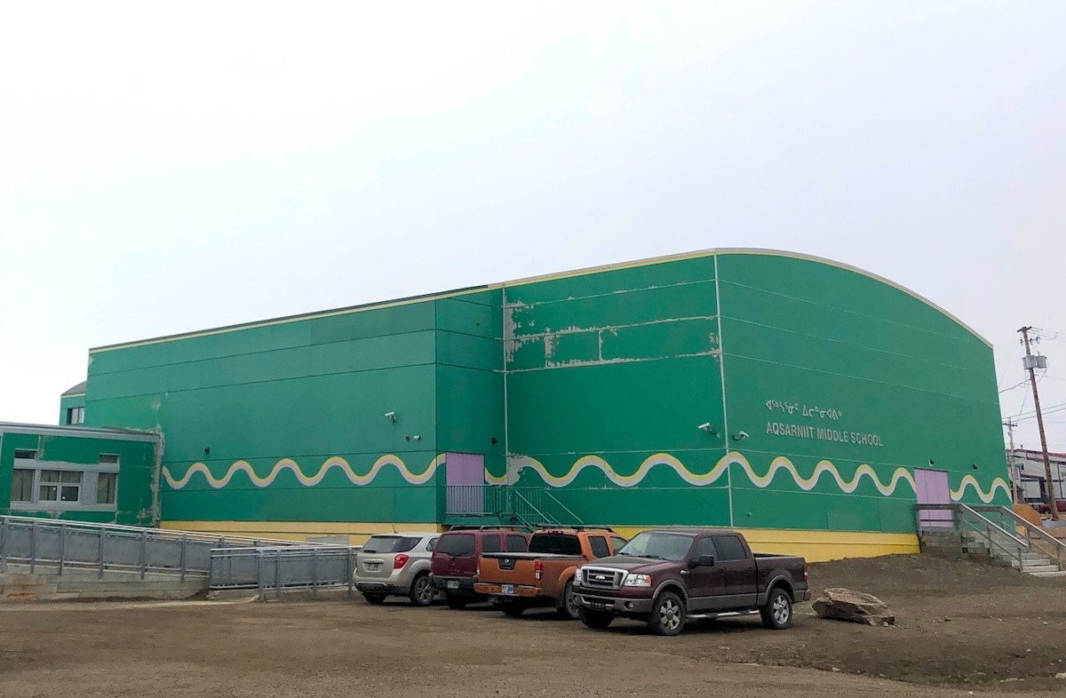 Facelift for Iqaluit middle school will have to wait, says Nunavut's education minister