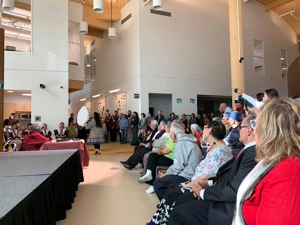 Canadian High Arctic Research Station opens its doors in western Nunavut hub