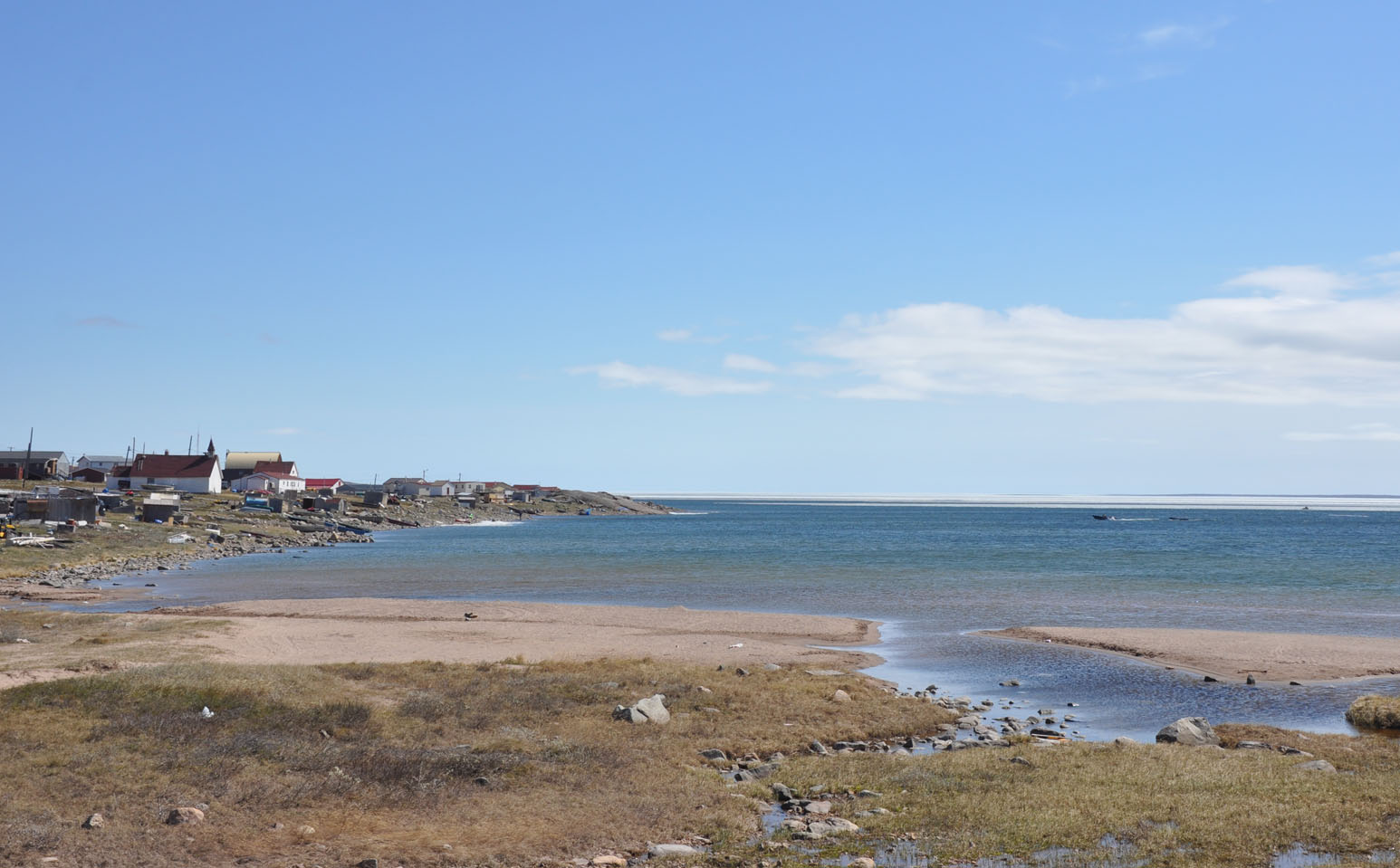 Sonar searchers find remains of missing Nunavut boater | Nunatsiaq News