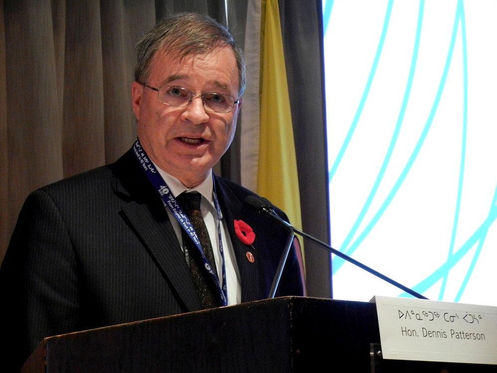 "Ailing Nunavut senator remains ""alert and in good spirits"" | Nunatsiaq News"