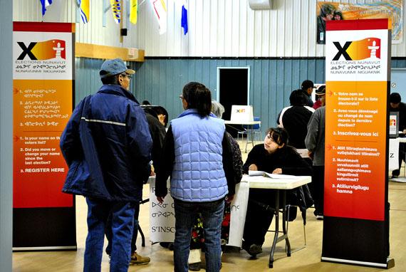 Nunavut, are you ready to vote? | Nunatsiaq News