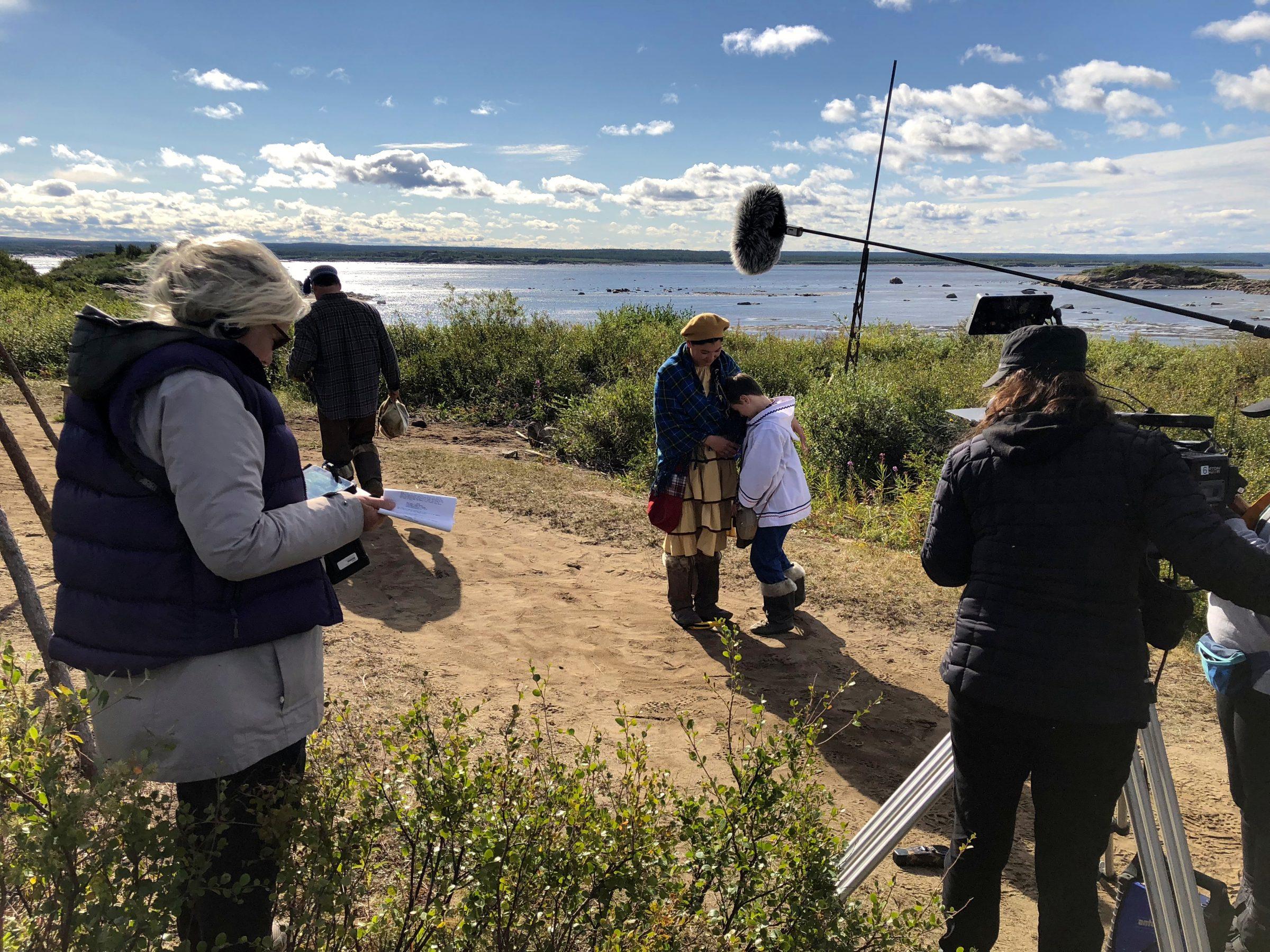 Restless River premieres in Montreal | Nunatsiaq News