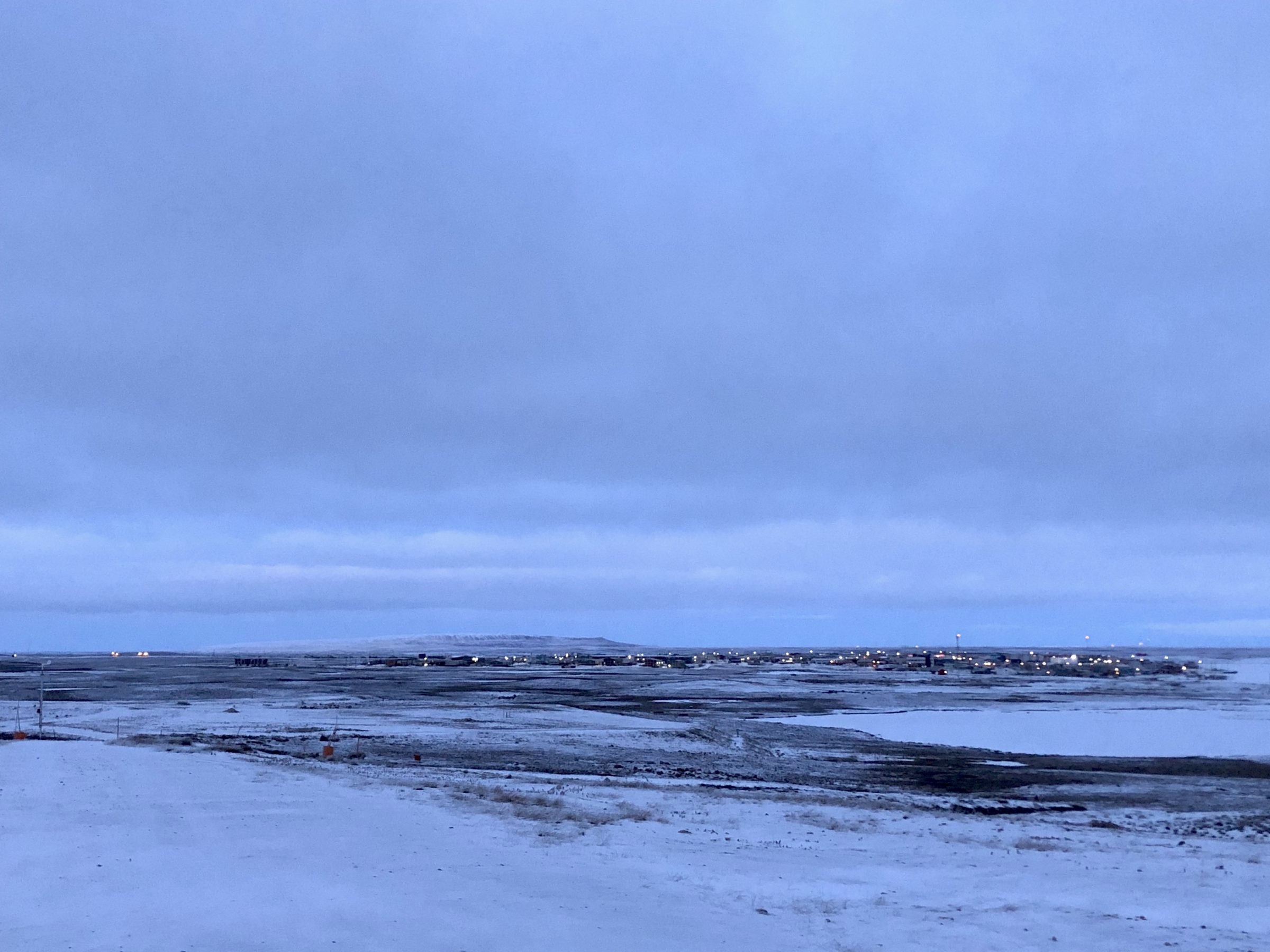 Western Nunavut's hub to test the waters for changing its name | Nunatsiaq News