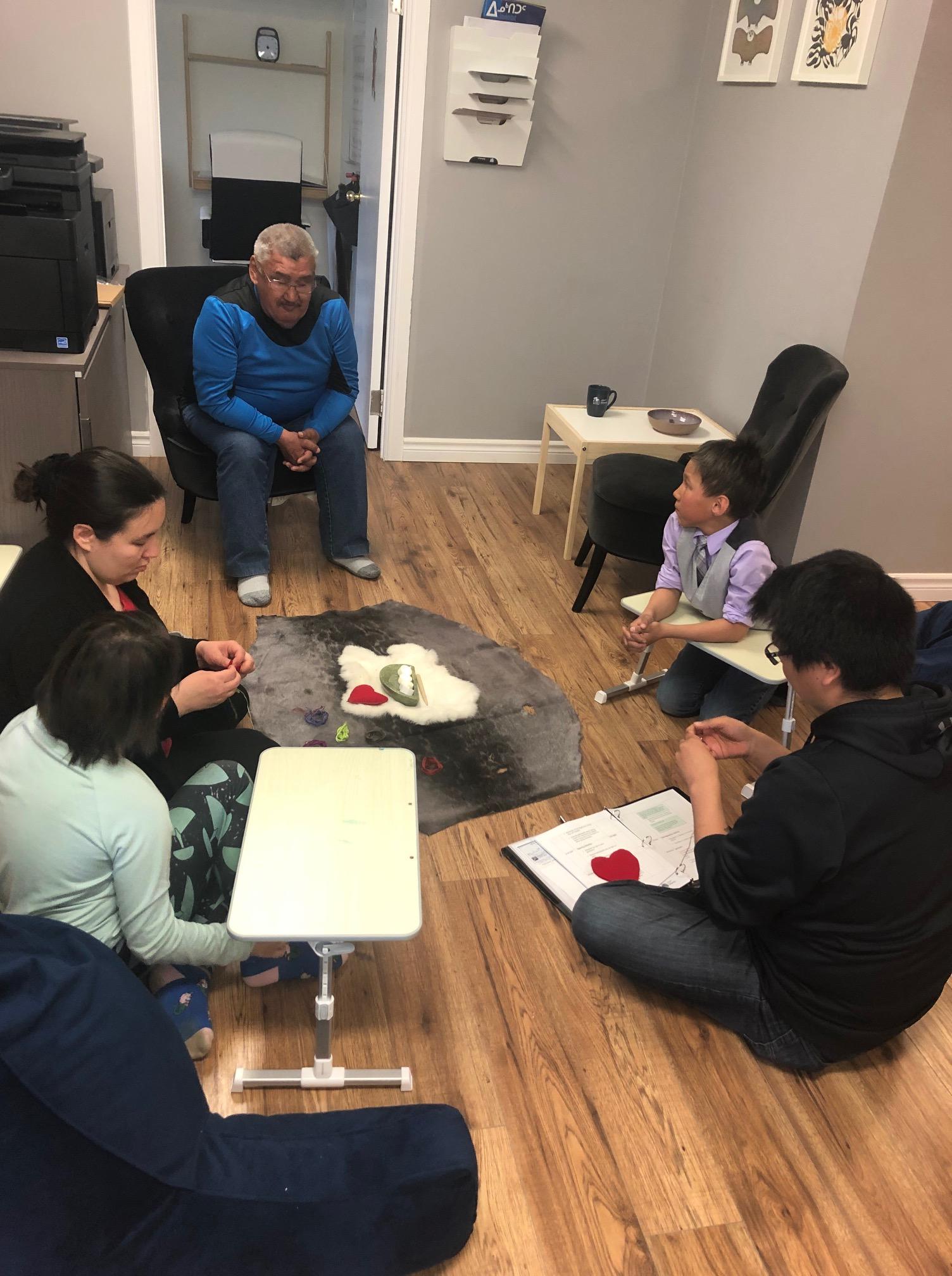 Project aims to unite Nunavut residents affected by FASD | Nunatsiaq News