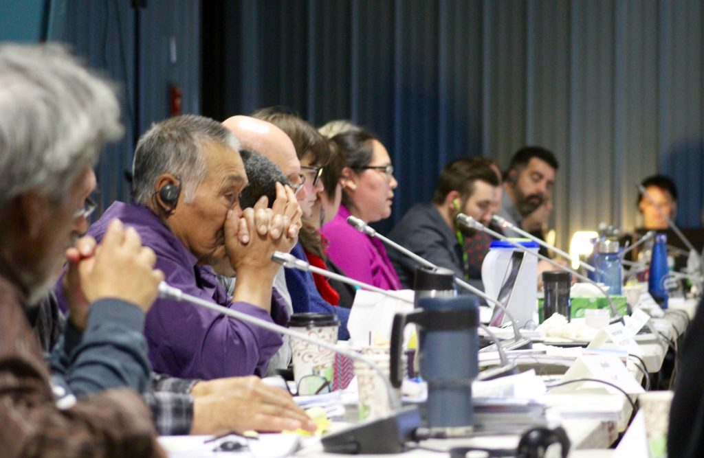 Baffinland hearing abruptly ends, with sessions cancelled in Pond Inlet - Nunatsiaq News