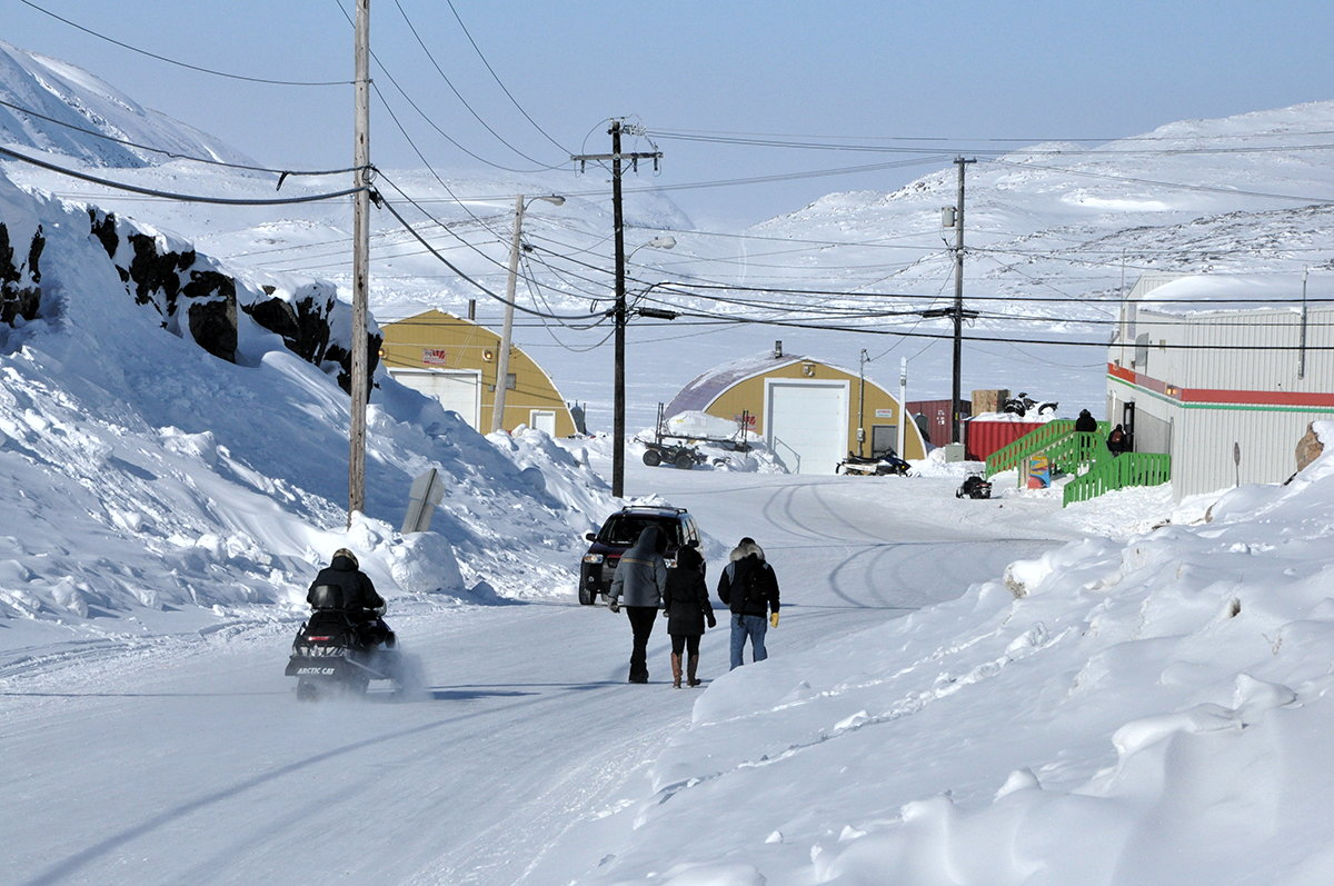 Elections Nunavut to hold byelection for Cape Dorset mayor - Nunatsiaq News