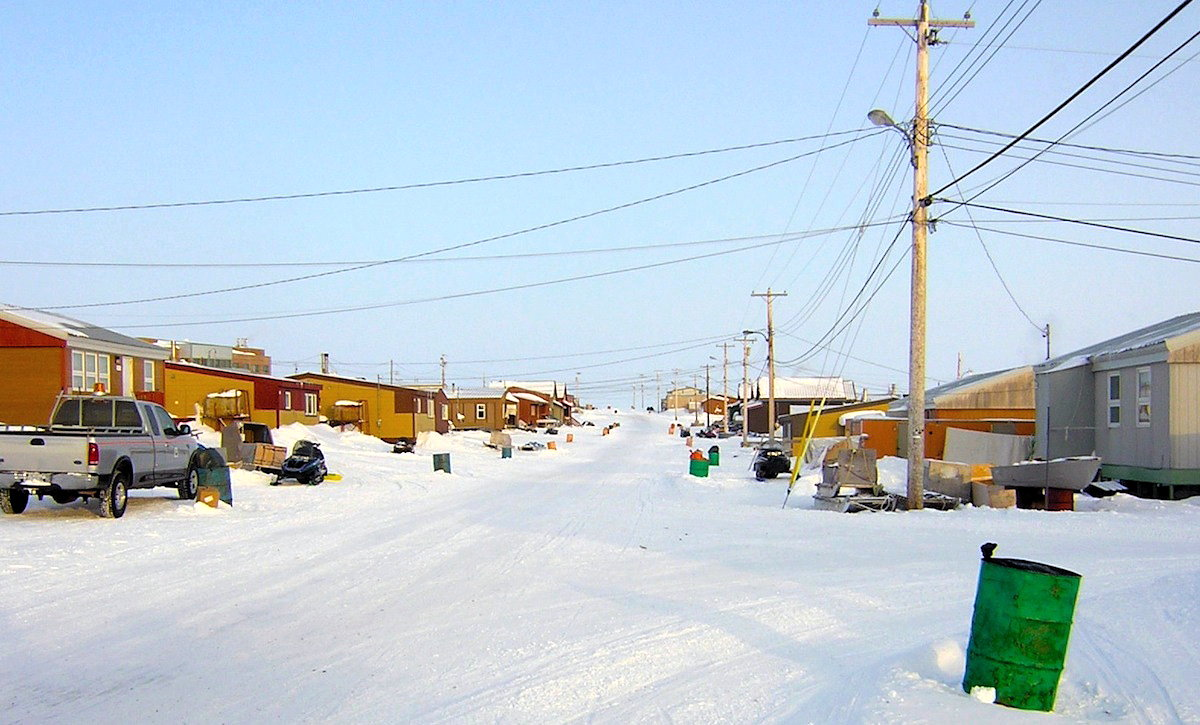 Gjoa Haven residents to vote on continued liquor prohibition - Nunatsiaq News