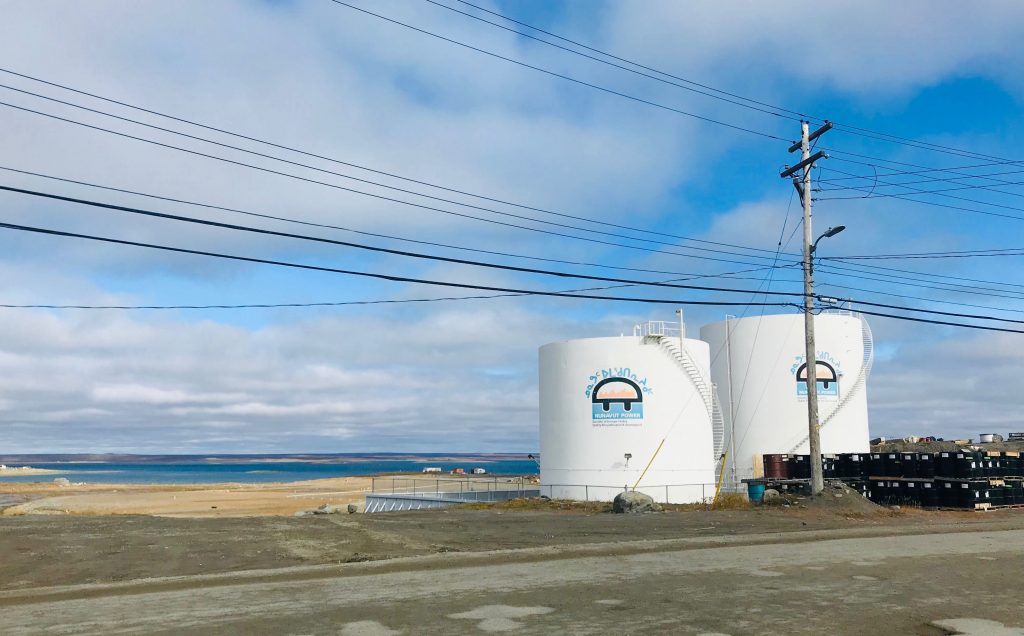Propylene glycol leak discovered in Rankin Inlet's district heating system - Nunatsiaq News