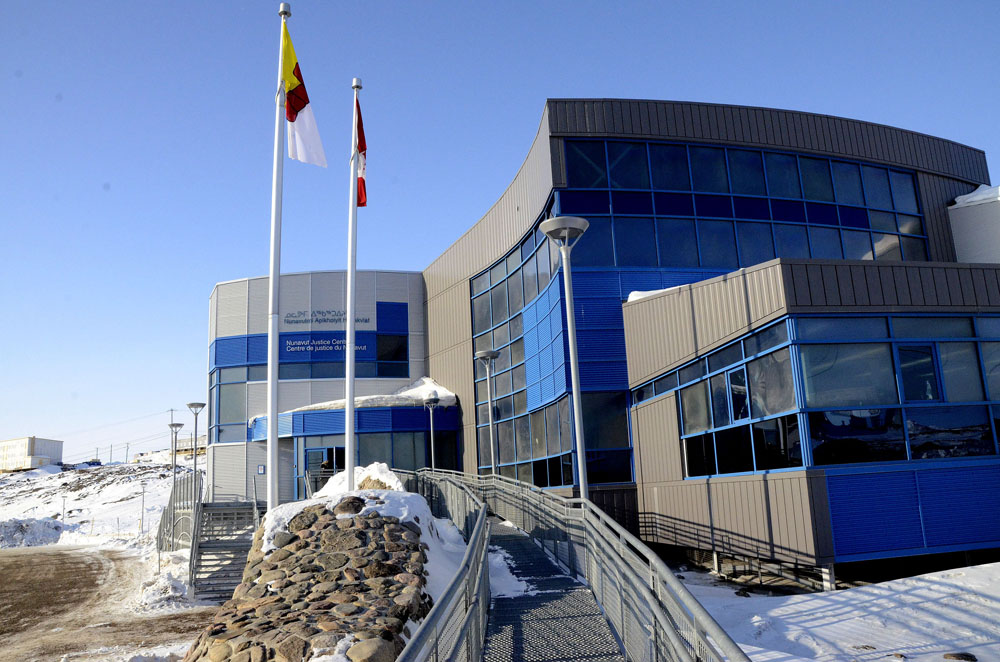 Nunavut woman charged in 2016 stabbing attack went after partner with knife in 2010, Crown alleges | Nunatsiaq News