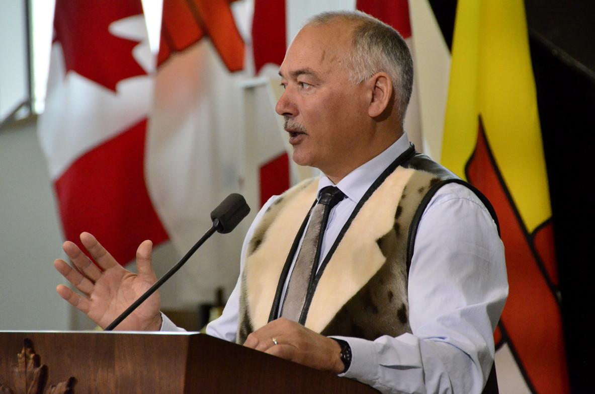 No more protected areas until after devolution, Nunavut premier tells Ottawa | Nunatsiaq News