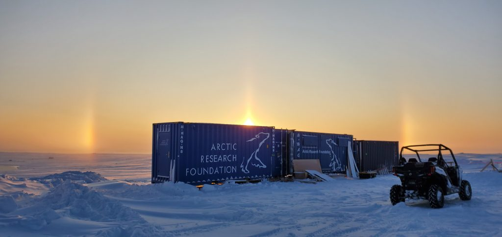 Canadian Space Agency taps western Nunavut town as test site to grow space food