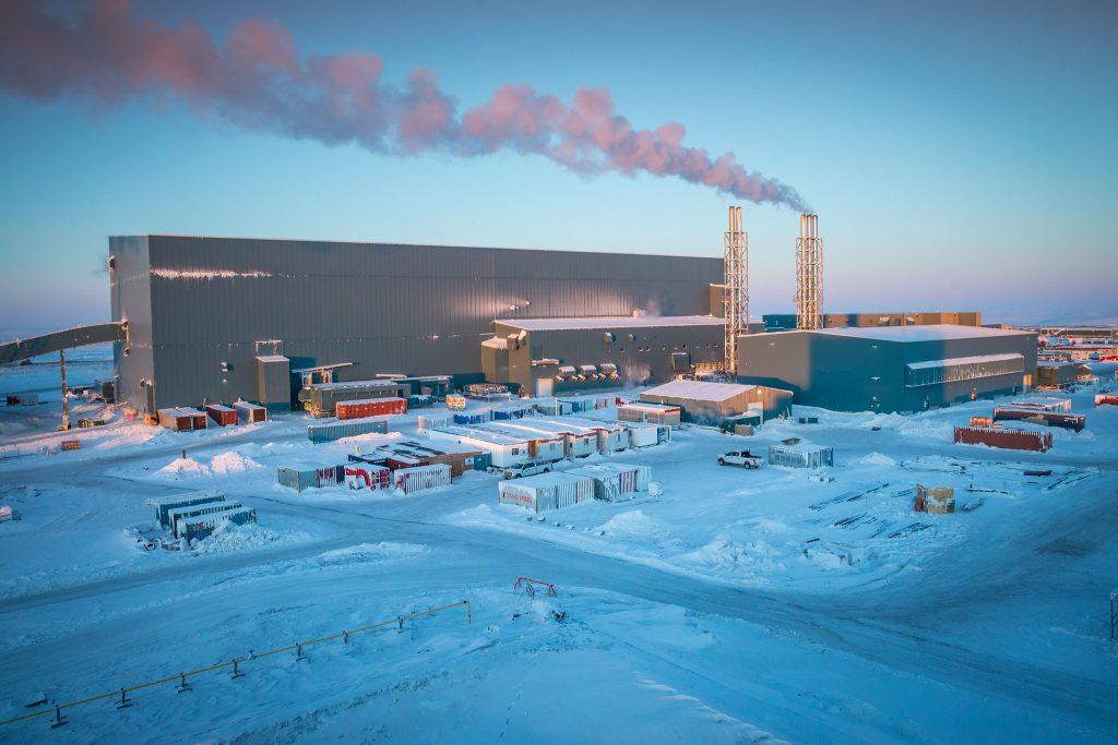 Agnico Eagle announces presumptive case of COVID-19 at Nunavut mine | Nunatsiaq News