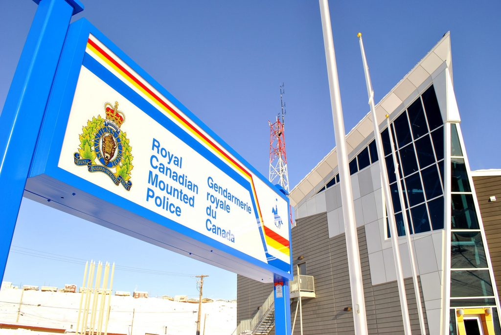 RCMP officer in Nunavut charged with assault