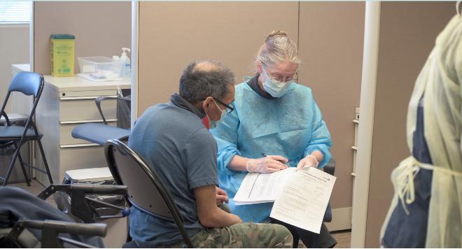 Akausivik updating database after vaccine receipt confusion   Nunatsiaq News